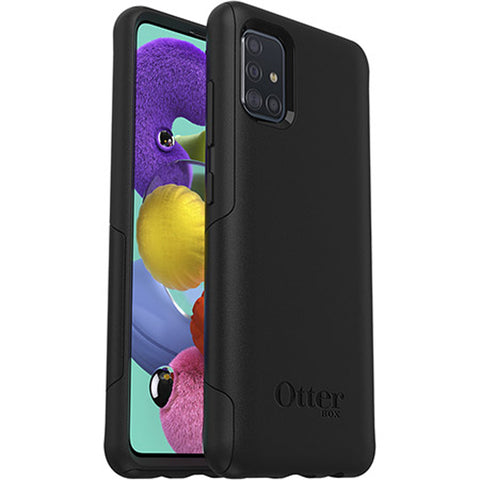 Shop OTTERBOX Commuter Lite Rugged Case For Galaxy A51 - Black Cases & Covers from Otterbox