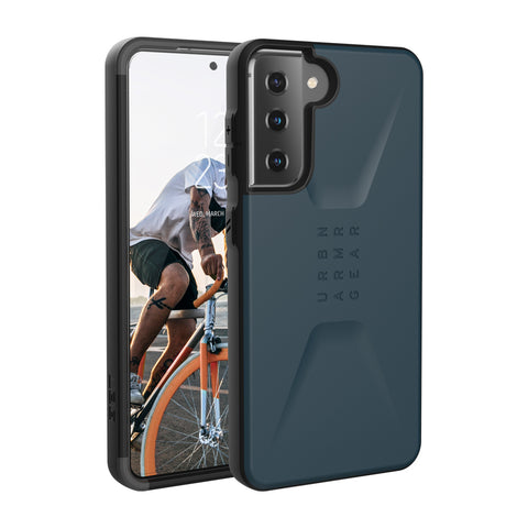 Place to buy online rugged case for Galaxy S21 5G with unique color.