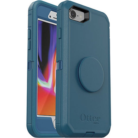 Shop OTTERBOX OTTER + POP DEFENDER CASE FOR IPHONE 8/7 - WINTER SHADE Cases & Covers from Otterbox