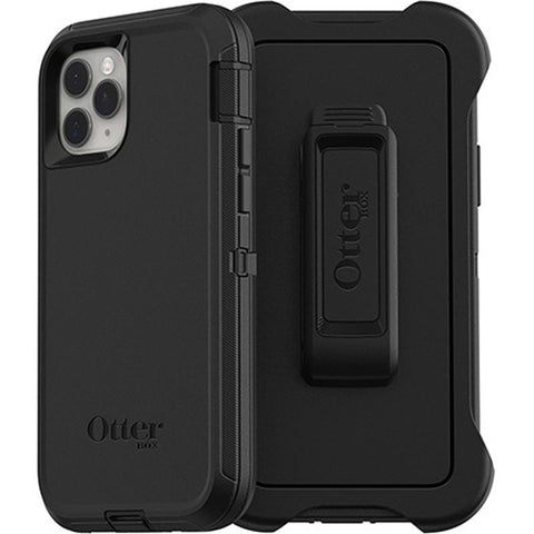 "Shop Otterbox Defender Screenless Case For iPhone 11 Pro Max (6.5"") - Black Cases & Covers from Otterbox"
