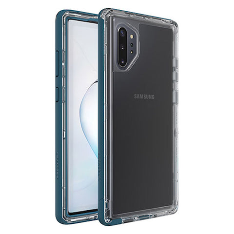 "LIFEPROOF Next Rugged Case For Galaxy Note 10 Plus 5G (6.8"")- Clear Lake"