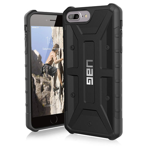 Shop UAG PATHFINDER CASE FOR IPHONE 8/7/6S PLUS - BLACK  from Syntricate Asia