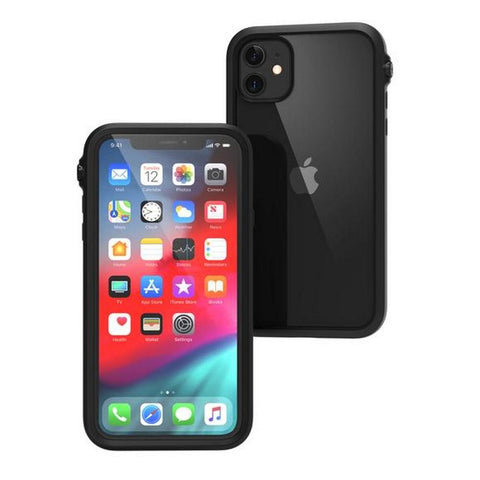 "Shop CATALYST Impact Protection Case For iPhone 11 (6.1"") - Stealth Black Cases & Covers from Catalyst"