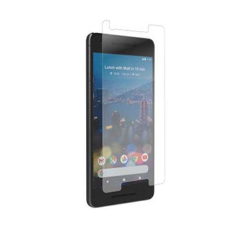 Shop ZAGG INVISIBLESHIELD GLASS + TEMPERED SCREEN PROTECTOR FOR GOOGLE PIXEL 2  from Syntricate Asia