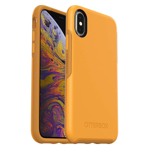 Shop OTTERBOX SYMMETRY SLIM STYLISH CASE FOR IPHONE XS MAX - ASPEN GLEAM Cases & Covers from Otterbox