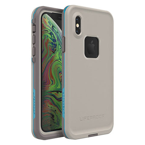 Shop LIFEPROOF FRE WATERPROOF CASE FOR IPHONE XS - BODY SURF Cases & Covers from Lifeproof