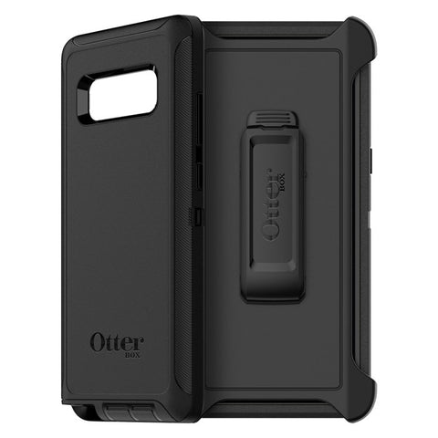 Shop OTTERBOX DEFENDER SCREENLESS EDITION RUGGED CASE FOR SAMSUNG GALAXY NOTE 8 - BLACK Cases & Covers from Otterbox