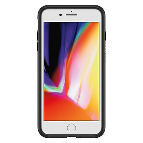 Shop OtterBox Otter + Pop Symmetry Case For iPhone 7 Plus/iPhone 8 Plus - Black Cases & Covers from Otterbox