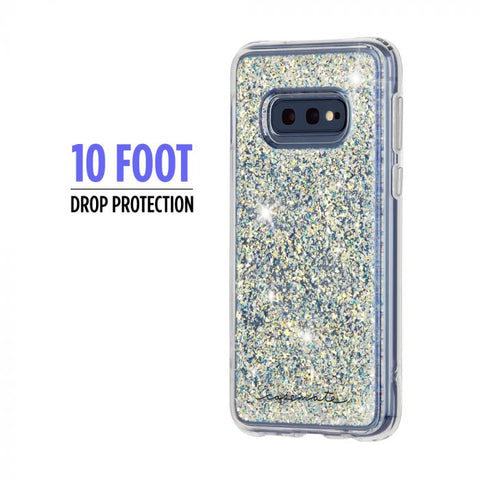 Shop CASEMATE TWINKLE CASE FOR GALAXY S10E (5.8-INCH) - STARDUST Cases & Covers from Casemate