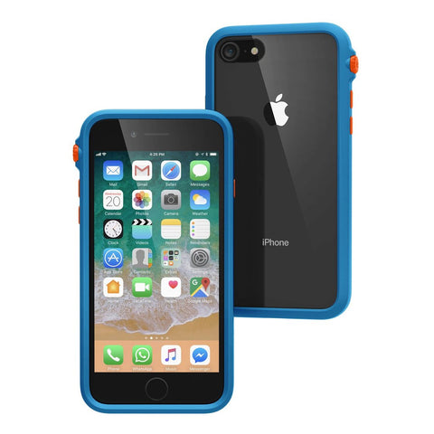Shop CATALYST IMPACT PROTECTION CASE FOR IPHONE 8/7 - BLUERIDGE/SUNSET Cases & Covers from Catalyst
