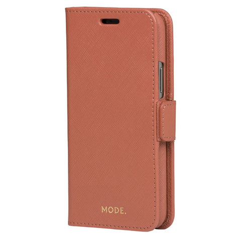 Shop DBRAMANTE 1928 Mode New York Case For iPhone 11 (6.1-Inch) - Rusty Rose Cases & Covers from Dbramante1928