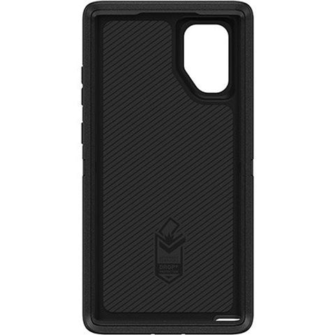 Shop OTTERBOX DEFENDER RUGGED CASE FOR GALAXY NOTE 10 PLUS/GALAXY NOTE 10 PLUS 5G (6.8-INCH) - BLACK Cases & Covers from Otterbox
