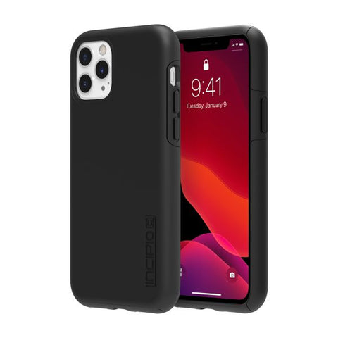 "Shop INCIPIO DualPro Dual Layer Protective Case for iPhone 11 Pro (5.8"") - Black  from Syntricate Asia"