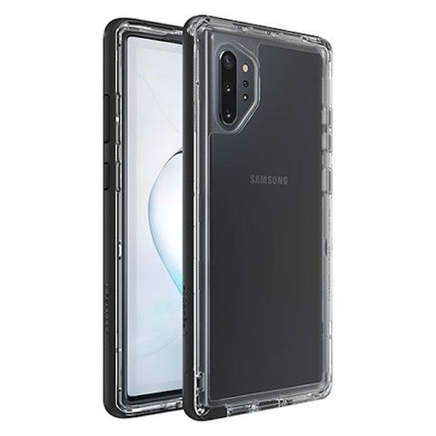 "LIFEPROOF NEXT RUGGED CASE FOR GALAXY NOTE 10 PLUS 5G (6.8"")- BLACK"