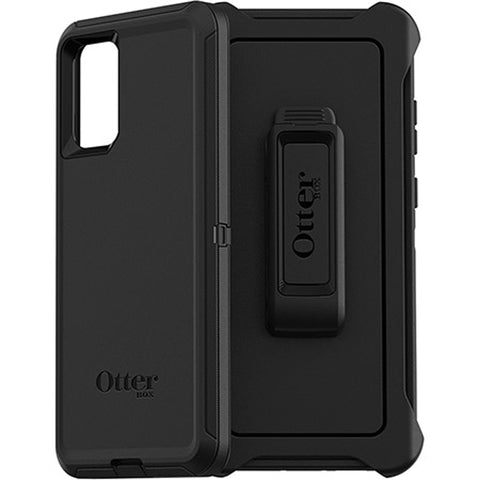 "Shop OTTERBOX Defender Screenless Rugged Case For Galaxy S20 Plus (6.7"") - Black Cases & Covers from Otterbox"