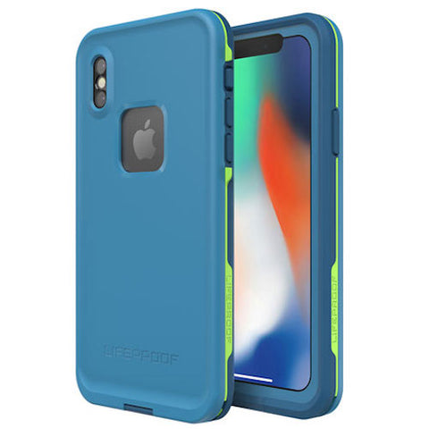 Shop LIFEPROOF FRE WATERPROOF CASE FOR IPHONE X - BANZAI Cases & Covers from Lifeproof