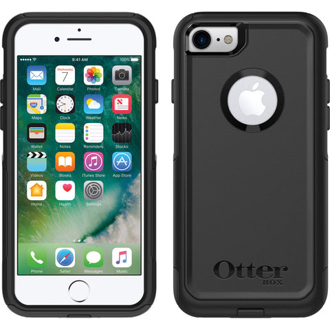Otterbox Commuter Slim Tough Case for iPhone 8/7 - Black