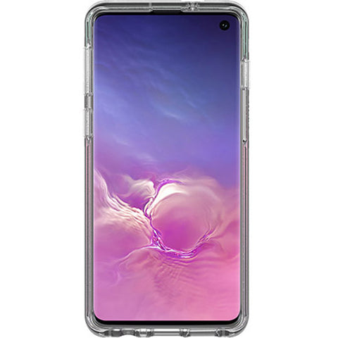 "Shop OTTERBOX Symmetry Clear Rugged Case For Galaxy S10 (6.1"") - Gradient Grey Cases & Covers from Otterbox"