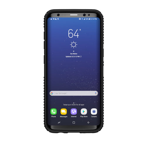 Shop SPECK PRESIDIO IMPACTIUM SLIM GRIP CASE FOR SAMSUNGGALAXY S8+ PLUS - BLACK  from Syntricate Asia