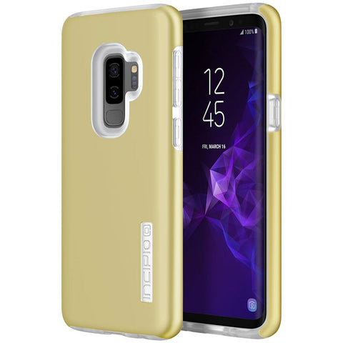 gold case with drop protection for samsung galaxy s9 plus