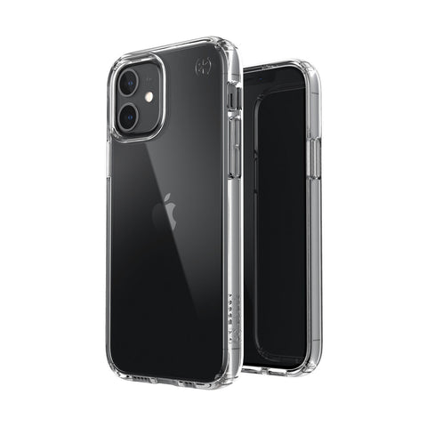 "Buy new SPECK Presidio Perfect-Clear Rugged Case For iPhone 12 Mini (5.4"") shop online at syntricate and enjoy afterpay payment with interest free."
