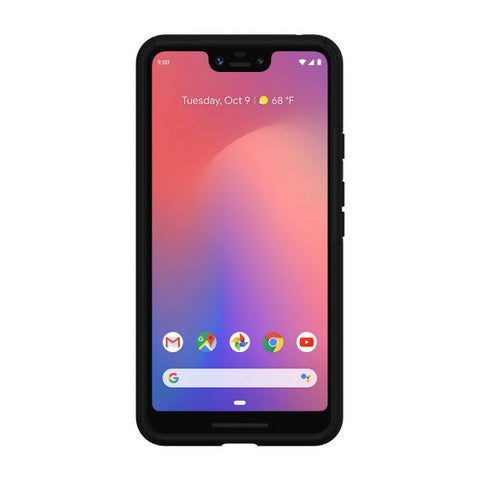 Shop INCIPIO DUALPRO DUAL LAYER PROTECTIVE CASE  FOR GOOGLE PIXEL 3 XL - BLACK Cases & Covers from Incipio