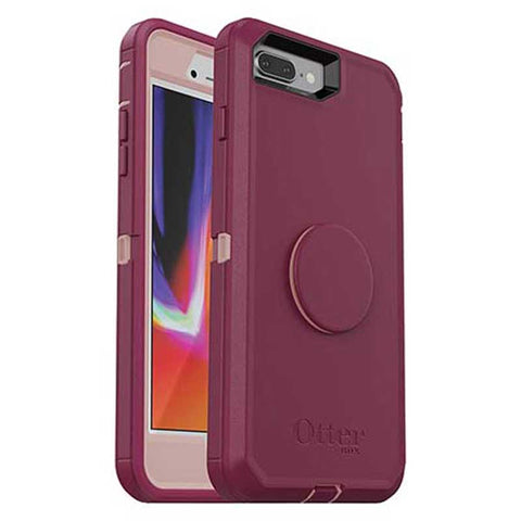 Shop OTTERBOX OTTER + POP DEFENDER CASE FOR IPHONE 7 PLUS /8 PLUS - FALL BLOSSOM Cases & Covers from Otterbox