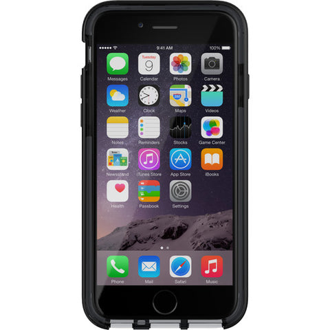 Shop Tech21 Evo Elite Case for iPhone 6/6s - Brushed Black Cases & Covers from TECH21