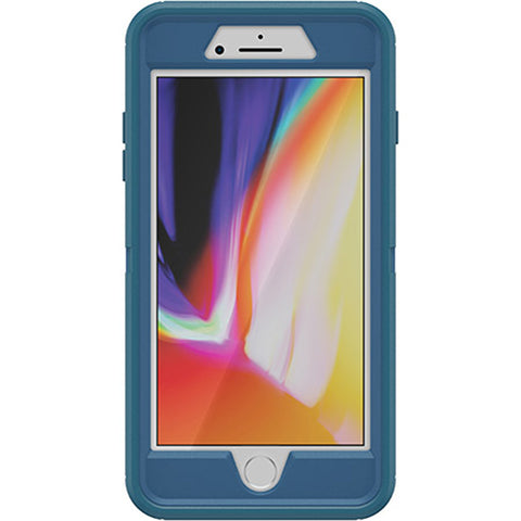 Shop OTTERBOX OTTER + POP DEFENDER CASE FOR IPHONE 7 PLUS/8 PLUS - WINTER SHADE Cases & Covers from Otterbox