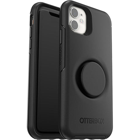 "Shop Otterbox Otter + Pop Symmetry Case For iPhone 11 (6.1"") - Black Cases & Covers from Otterbox"