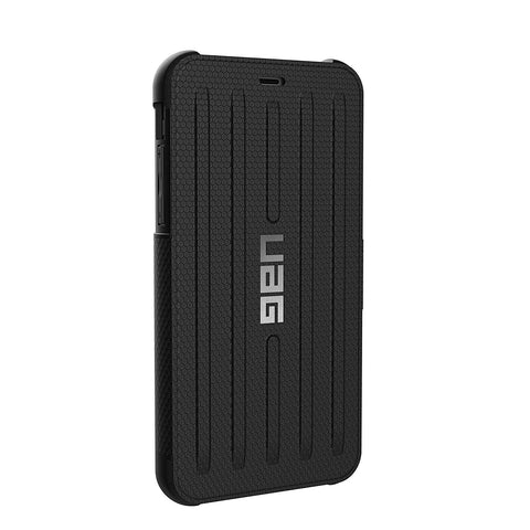 Shop UAG METROPOLIS CARD FOLIO CASE FOR IPHONE XR - BLACK  from Syntricate Asia