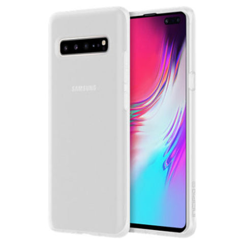Shop INCIPIO TRAN5FORM FLEXIBLE CASE FOR GALAXY S10 5G (6.7-INCH) - FROST CLEAR Cases & Covers from Incipio
