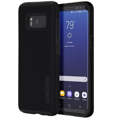 samsung galaxy s8 asia black case from incipio