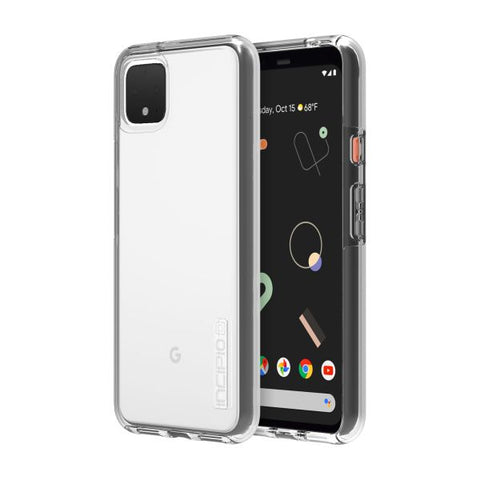 "Shop Incipio DualPro Case For Google Pixel 4 (5.7"") - Clear Cases & Covers from Incipio"