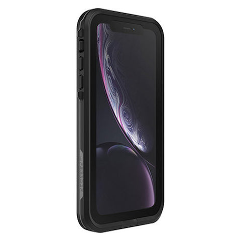 Shop LIFEPROOF FRE WATERPROOF CASE FOR IPHONE XR - BLACK (ASPHALT) Cases & Covers from Lifeproof