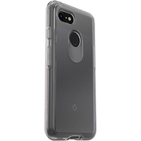 Shop OTTERBOX SYMMETRY CLEAR SLIM CASE FOR GOOGLE PIXEL 3 - CLEAR Cases & Covers from Otterbox