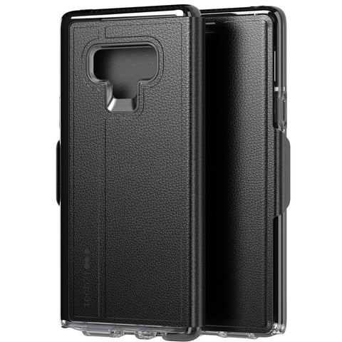 Shop TECH21 EVO WALLET CARD FOLIO CASE FOR GALAXY NOTE 9 - BLACK Cases & Covers from TECH21