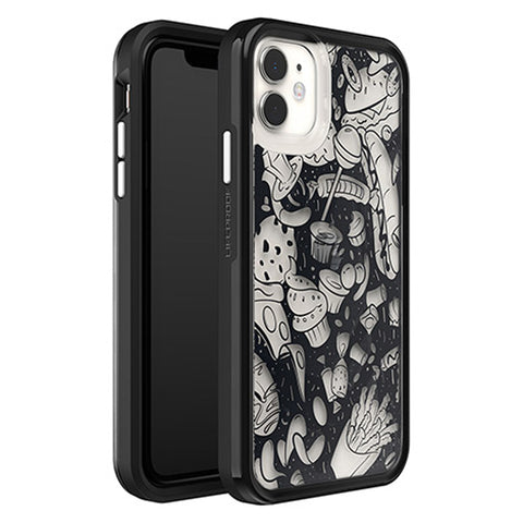 "Shop LIFEPROOF Slam Ultra-Thin Rugged Case For iPhone 11 (6.1"") - Junk Food Cases & Covers from Lifeproof"
