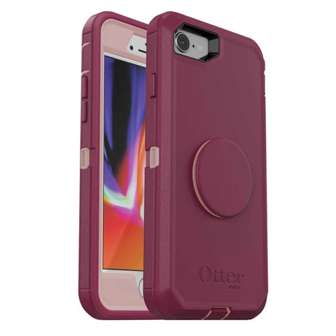 Shop OTTERBOX OTTER + POP DEFENDER CASE FOR IPHONE 8/7 - FALL BLOSSOM Cases & Covers from Otterbox