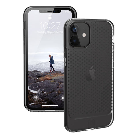 shop off your new rugged case with translucent design for new iphone 12 mini from uag.