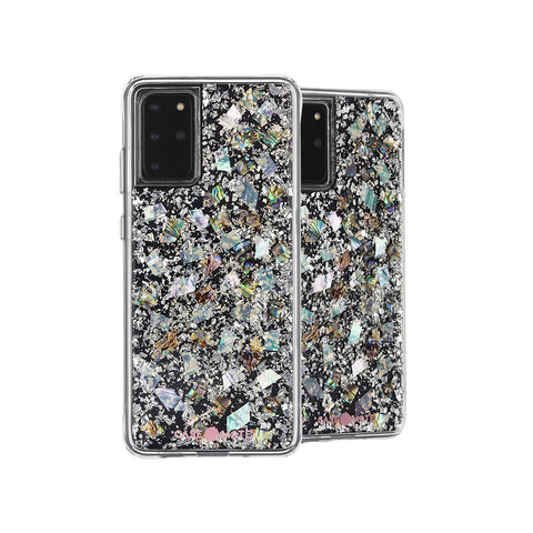 Shop Casemate Karat Genuine Pearls Case For Galaxy S20 Plus (6.7-inch) - Pearl Cases & Covers from Casemate