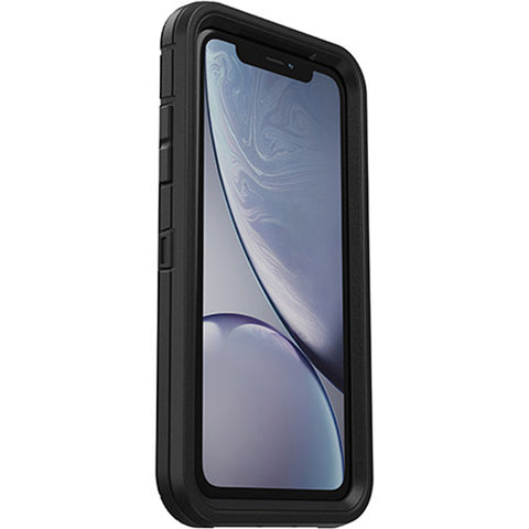 Shop OTTERBOX OTTER + POP DEFENDER CASE FOR IPHONE XR - BLACK Cases & Covers from Otterbox