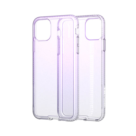 "Shop Tech21 Pure Shimmer Tough Case For iPhone 11 Pro Max (6.5"") - Pink Iridescent Cases & Covers from Tech21"