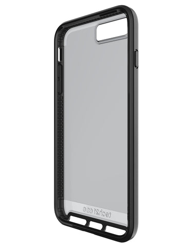Tech21 Evo Elite FlexShock Case for iPhone 7 Plus - Brushed Black