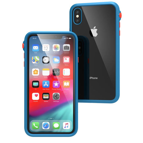 Shop CATALYST IMPACT PROTECTION CASE FOR IPHONE XS MAX - BLUERIDGE SUNSET Cases & Covers from Catalyst