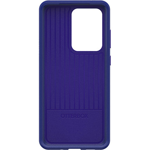 "Shop OTTERBOX Symmetry Case For Galaxy S20 Ultra 5G (6.9"")- Sapphire Secret Cases & Covers from Otterbox"