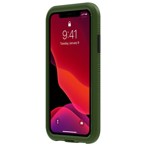 "Shop GRIFFIN Survivor Extreme Case for iPhone 11 (6.1"") - Green/Black/Smoke Cases & Covers from Griffin"