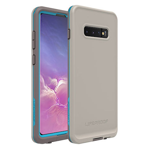 Shop LIFEPROOF FRE WATERPROOF CASE FOR SAMSUNG GALAXY S10 PLUS (6.4-INCH) - BODY SURF Cases & Covers from Lifeproof