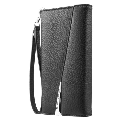 Shop CASEMATE WRISTLET FOLIO PEBBLED LEATHER CASE FOR GALAXY NOTE 8 - BLACK Cases & Covers from Casemate