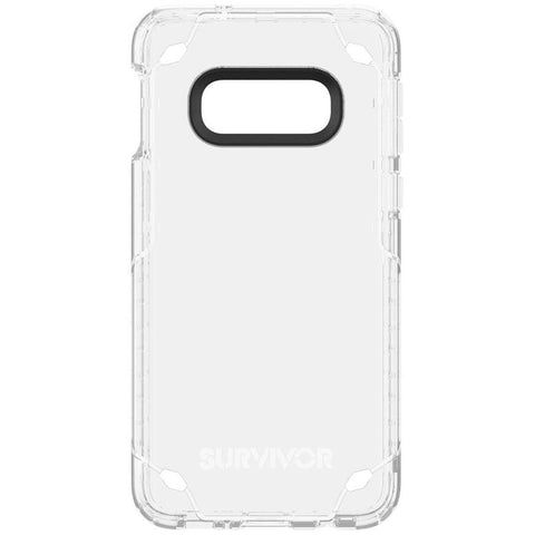Shop GRIFFIN SURVIVOR STRONG CASE FOR GALAXY S10E (5.8-INCH) - CLEAR  from Syntricate Asia